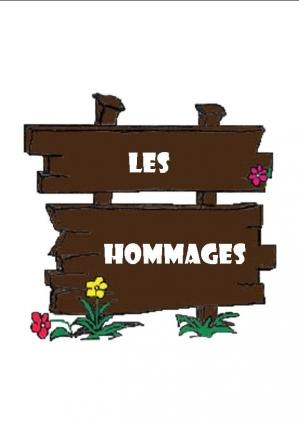 Pancarte hommages